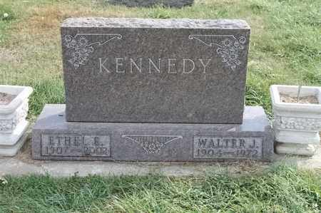 KENNEDY, WALTER J - Lincoln County, South Dakota | WALTER J KENNEDY - South Dakota Gravestone Photos