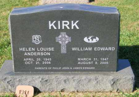 ANDERSON KIRK, HELEN LOUISE - Lincoln County, South Dakota | HELEN LOUISE ANDERSON KIRK - South Dakota Gravestone Photos