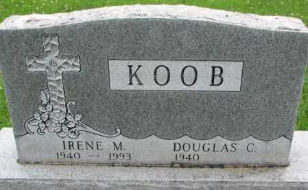 KOOB, DOUGLAS C. - Lincoln County, South Dakota | DOUGLAS C. KOOB - South Dakota Gravestone Photos