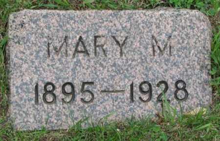 CHASE, MARY M. - Lincoln County, South Dakota | MARY M. CHASE - South Dakota Gravestone Photos