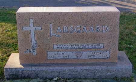 LARSGAARD, BETSEY - Lincoln County, South Dakota | BETSEY LARSGAARD - South Dakota Gravestone Photos