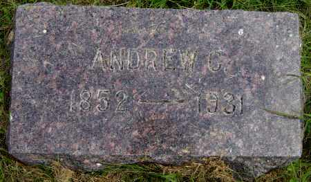 LARSON, ANDREW C - Lincoln County, South Dakota | ANDREW C LARSON - South Dakota Gravestone Photos