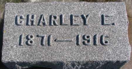 LARSON, CHARLEY E. - Lincoln County, South Dakota | CHARLEY E. LARSON - South Dakota Gravestone Photos