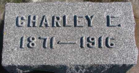 LARSON, CHARLEY E. - Lincoln County, South Dakota | CHARLEY E. LARSON - South Dakota Gravestone Photos