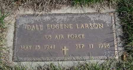 LARSON, DALE EUGENE - Lincoln County, South Dakota | DALE EUGENE LARSON - South Dakota Gravestone Photos