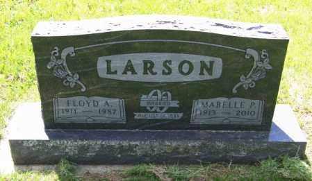 LARSON, FLOYD A - Lincoln County, South Dakota   FLOYD A LARSON - South Dakota Gravestone Photos