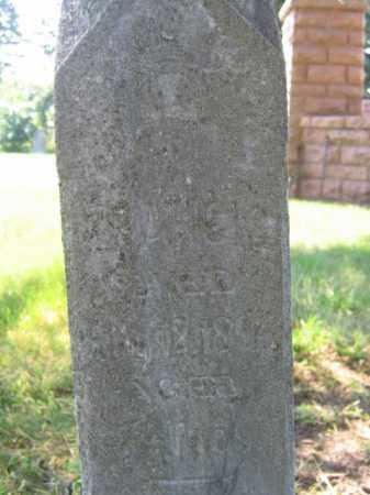 LARSON, FRANCIS - Lincoln County, South Dakota | FRANCIS LARSON - South Dakota Gravestone Photos