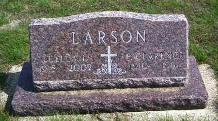 LARSON, F CLARENCE - Lincoln County, South Dakota | F CLARENCE LARSON - South Dakota Gravestone Photos
