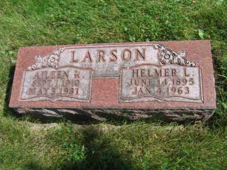 LARSON, HELMER LIND - Lincoln County, South Dakota | HELMER LIND LARSON - South Dakota Gravestone Photos