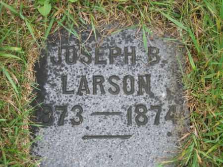 LARSON, JOSEPH B - Lincoln County, South Dakota | JOSEPH B LARSON - South Dakota Gravestone Photos
