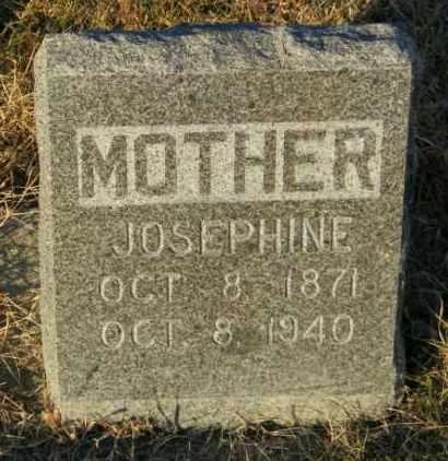 LARSON, JOSEPHINE - Lincoln County, South Dakota   JOSEPHINE LARSON - South Dakota Gravestone Photos