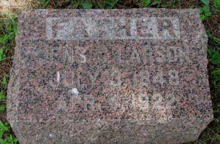 LARSON, JENS C. - Lincoln County, South Dakota | JENS C. LARSON - South Dakota Gravestone Photos