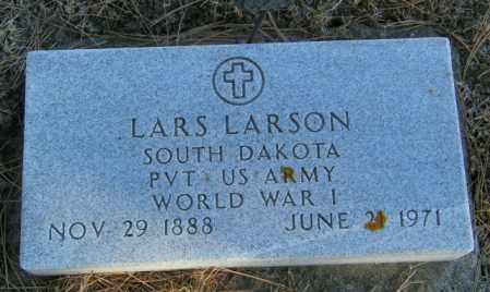 LARSON, LARS - Lincoln County, South Dakota | LARS LARSON - South Dakota Gravestone Photos
