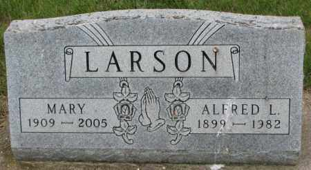 LARSON, ALFRED L. - Lincoln County, South Dakota | ALFRED L. LARSON - South Dakota Gravestone Photos