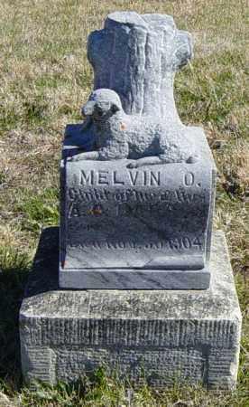LARSON, MELVIN O - Lincoln County, South Dakota | MELVIN O LARSON - South Dakota Gravestone Photos
