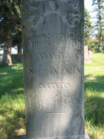 LARSON, WAYNE EDWIN - Lincoln County, South Dakota   WAYNE EDWIN LARSON - South Dakota Gravestone Photos