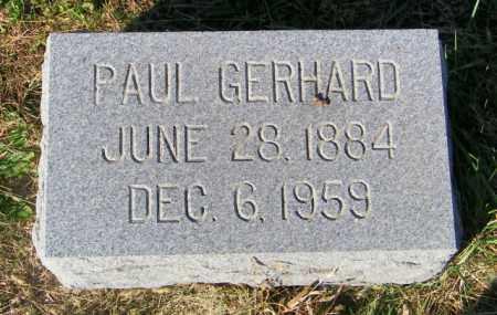 LINDBLAD, PAUL GERHARD - Lincoln County, South Dakota | PAUL GERHARD LINDBLAD - South Dakota Gravestone Photos