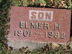 LIPPERT, ELMER H - Lincoln County, South Dakota | ELMER H LIPPERT - South Dakota Gravestone Photos