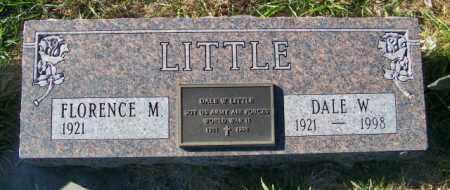 LITTLE, FLORENCE M. - Lincoln County, South Dakota | FLORENCE M. LITTLE - South Dakota Gravestone Photos