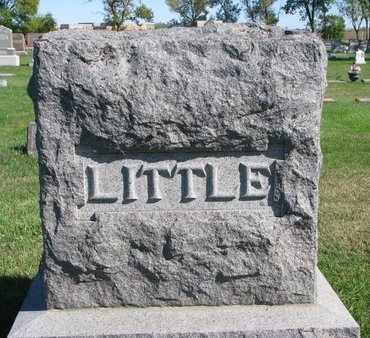 LITTLE, FAMILY MONUMENT - Lincoln County, South Dakota   FAMILY MONUMENT LITTLE - South Dakota Gravestone Photos