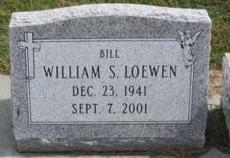 "LOEWEN, WILLIAM SILAS ""BILL"" - Lincoln County, South Dakota 