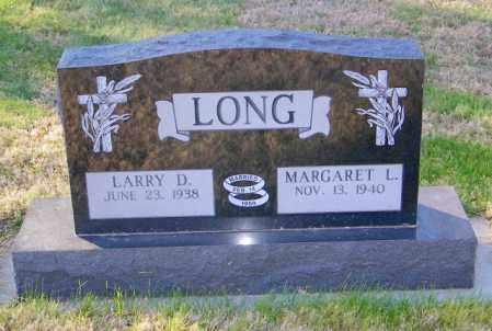 LONG, LARRY D. - Lincoln County, South Dakota | LARRY D. LONG - South Dakota Gravestone Photos