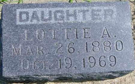 LOOMER, LOTTIE A - Lincoln County, South Dakota | LOTTIE A LOOMER - South Dakota Gravestone Photos