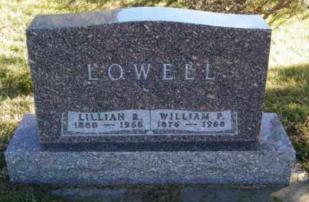 LOWELL, LILLIAN R. - Lincoln County, South Dakota | LILLIAN R. LOWELL - South Dakota Gravestone Photos