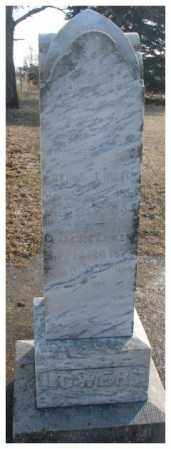 LOWERY, CLARENCE - Lincoln County, South Dakota | CLARENCE LOWERY - South Dakota Gravestone Photos