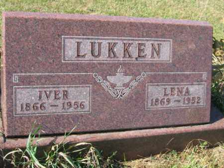LUKKEN, INGEBORG SELENA - Lincoln County, South Dakota   INGEBORG SELENA LUKKEN - South Dakota Gravestone Photos