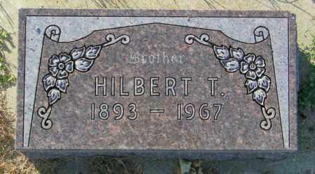 LUNNING, HILBERT T. - Lincoln County, South Dakota   HILBERT T. LUNNING - South Dakota Gravestone Photos