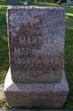 MAGNUSON, MARTHA - Lincoln County, South Dakota | MARTHA MAGNUSON - South Dakota Gravestone Photos