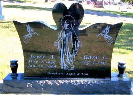 MARSHIK, JOYCE A - Lincoln County, South Dakota | JOYCE A MARSHIK - South Dakota Gravestone Photos