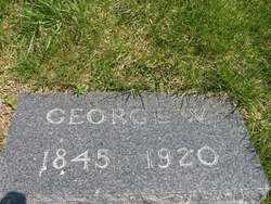 MARTIN, GEORGE W - Lincoln County, South Dakota | GEORGE W MARTIN - South Dakota Gravestone Photos