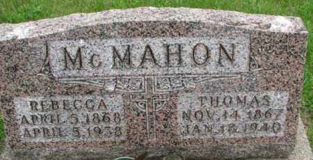 MC MAHON, THOMAS - Lincoln County, South Dakota | THOMAS MC MAHON - South Dakota Gravestone Photos