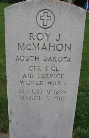 MCMAHON, ROY JAMES - Lincoln County, South Dakota | ROY JAMES MCMAHON - South Dakota Gravestone Photos
