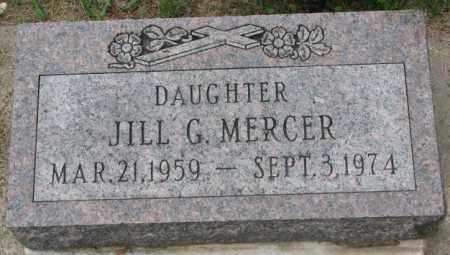 MERCER, JILL G. - Lincoln County, South Dakota | JILL G. MERCER - South Dakota Gravestone Photos