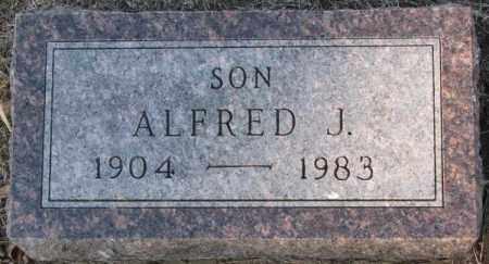 MILLAGE, ALFRED J. - Lincoln County, South Dakota | ALFRED J. MILLAGE - South Dakota Gravestone Photos