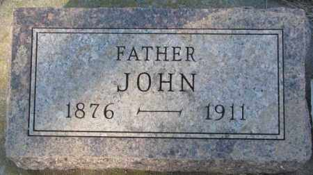 MILLAGE, JOHN - Lincoln County, South Dakota | JOHN MILLAGE - South Dakota Gravestone Photos