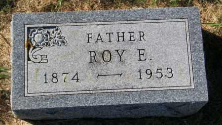 MILLAGE, ROY E. - Lincoln County, South Dakota   ROY E. MILLAGE - South Dakota Gravestone Photos