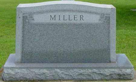 MILLER FAMILY MEMORIAL, WILLIAM H - Lincoln County, South Dakota | WILLIAM H MILLER FAMILY MEMORIAL - South Dakota Gravestone Photos