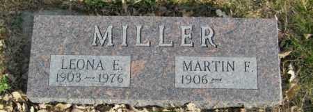 MILLER, MARTIN F. - Lincoln County, South Dakota   MARTIN F. MILLER - South Dakota Gravestone Photos
