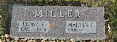 MILLER, MARTIN F. - Lincoln County, South Dakota | MARTIN F. MILLER - South Dakota Gravestone Photos