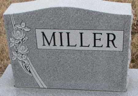 MILLER, PLOT - Lincoln County, South Dakota | PLOT MILLER - South Dakota Gravestone Photos