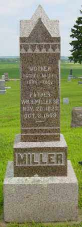 MILLER SR, WM H - Lincoln County, South Dakota | WM H MILLER SR - South Dakota Gravestone Photos