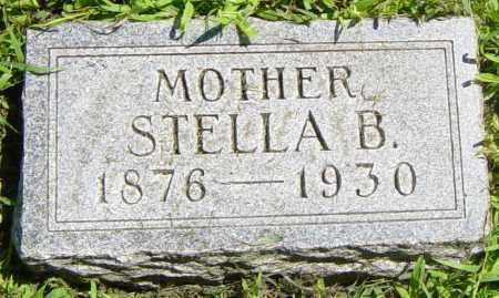 MILLER, STELLA B - Lincoln County, South Dakota | STELLA B MILLER - South Dakota Gravestone Photos