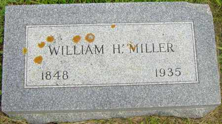 MILLER, WILLIAM H - Lincoln County, South Dakota | WILLIAM H MILLER - South Dakota Gravestone Photos