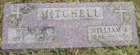 MITCHELL, NORA M - Lincoln County, South Dakota   NORA M MITCHELL - South Dakota Gravestone Photos
