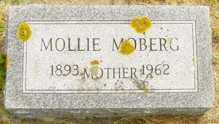 MOBERG, MOLLIE - Lincoln County, South Dakota | MOLLIE MOBERG - South Dakota Gravestone Photos