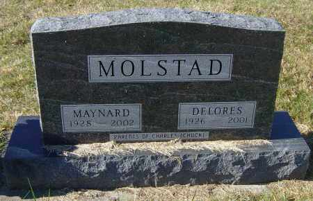 MOLSTAD, MAYNARD - Lincoln County, South Dakota | MAYNARD MOLSTAD - South Dakota Gravestone Photos